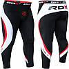 Штаны компрессионные RDX с ракушкой Red