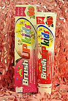 Детская зубная паста со вкусом клубники Brush Up Kids Египет