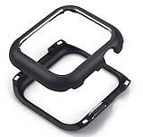 Металлический магнитный корпус Primo для Apple Watch 40 mm - Black, фото 3