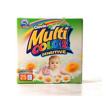 Стиральный порошок Sensitive для стирки детских вещей 2,5кг -Multicolor