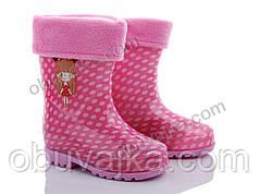 Обувь для непогоды Детские резиновые сапоги от фирмы BBT(24-29)