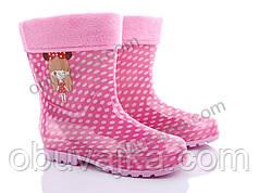 Обувь для непогоды Детские резиновые сапоги от фирмы BBT(30-35)