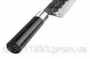 "Нож кухонный овощной Накири, 168 мм, Samura ""Blacksmith"" (SBL-0043), фото 2"