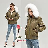 Шикарная женская зимняя куртка в категории куртки женские в Украине ... eac408273bd50