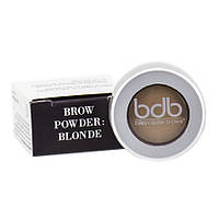 Тени-пудра для бровей Billion Dollar Brows Brow Powder Blonde, фото 1
