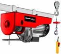 Подьемник-тельфер электрический Einhell TC-EH 500(БЕСПЛАТНАЯ ДОСТАВКА), фото 5