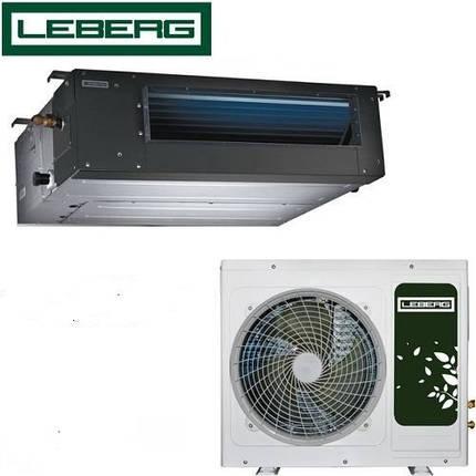 Спліт-система канального типу Leberg LBD2-60IH2/LBU2-60OHS2, фото 2