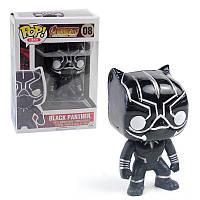 Игрушка супер герой Pop Heroes Black Panter Avengers - 133072