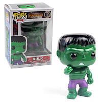 Игрушка супер герой Pop Heroes Hulk Avengers - 133074