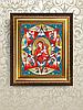 Схема для вышивки бисером Икона Неопалимая купина