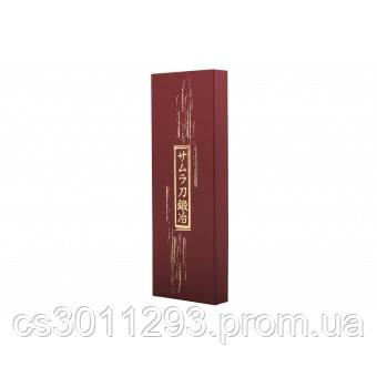 """Набор японских ножей 3 шт (универсальный, Накири, Сантоку) Samura """"Blacksmith"""" (SBL-0220), фото 2"""