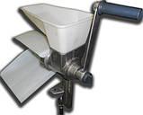 Ручная  металлическая шнековая соковыжималка, фото 4
