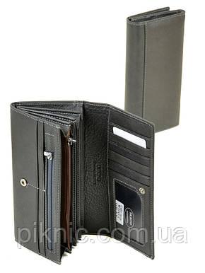 Женский кожаный кошелек, клатч, портмоне Dr Bond. Из натуральной кожи., фото 2