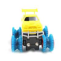 Конструктор канатный трек Trix Trux с машинкой Монстр трак - 133924