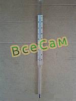 Термометр (градусник) для автоклава 0-150°C /длина нижней части 66 мм/