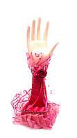 "Подставка под бижутерию ""рука"" (20.5х6х5 см)(3608-s)"