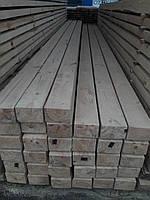 Брус Обрезной Строительный от 50 мм 70 мм 100 мм 150 мм 200 мм длина 6 метров, фото 1