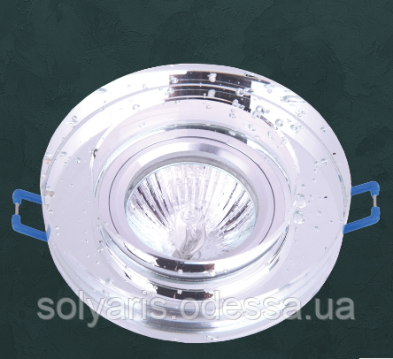 Точечный светильник с пузырьками 705196