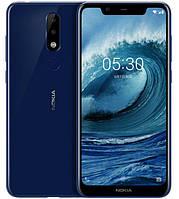 Смартфон Nokia X5 (  Nokia 5.1 Plus ) 3/32 `, фото 1