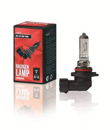 Лампа галоген 12V HB3 60W P20D (VL-HB3-01) СтартВольт, фото 2