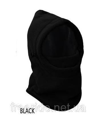 Зимняя балаклава - капюшон, шапка, бафф, маска, шарф (6 в 1), фото 2