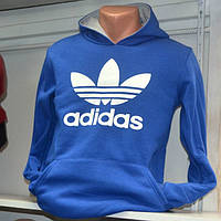 Реглан мужской спортивный Adidas - электрик
