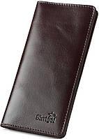 Добротный кожаный кошелек из натуральной кожи 16153, фото 1