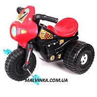 """Велосипед детский трехколесный """"Трицикл"""" 4159 Технок Синий цвет."""