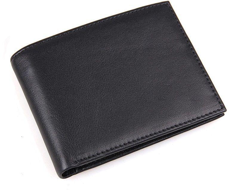 Кошелек мужской Vintage 14449 Черный