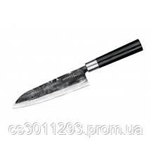 """Набор из 3-х кухонных ножей (универсальный, Накири, Сантоку) Samura """"Super 5"""" (SP5-0220), фото 2"""