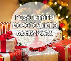Объявлен победитель Новогоднего Розыгрыша Приза!