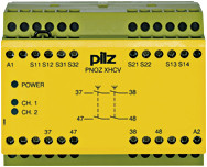 774560 Реле безпеки PILZ PNOZ XHCV 0,7/24VDC 2n/o fix