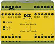 774560 Реле безпеки PILZ PNOZ XHCV 0,7/24VDC 2n/o fix, фото 2