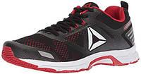 Кроссовки для бега черные мужские, подростковые Reebok Ahary Runner  38,5 р. оригинал, фото 1