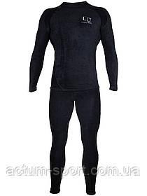 Термобелье мужское Carpe Diem Soft Heat черное