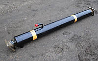 Гидроцилиндр подьема платформы (кузова) самосвалов КАМАЗ 3-х штоковый 55111-8603010