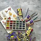 Цветной бумажный одноразовый стакан ''Художник'' 250 мл, 50 шт, фото 3