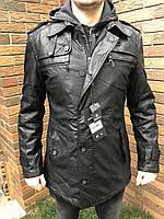 Куртка мужская из экокожи высокого качества PRODIGY, Турция