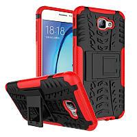 Чехол Armor Case для Samsung J415 Galaxy J4 Plus Красный