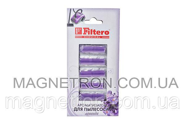 Ароматизатор для пылесоса Filtero 804 лаванда, фото 2