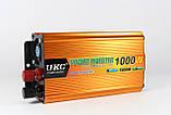 Автомобильный преобразователь напряжения инвертор UKC с 24V на 220 AC/DC 1000W SSK 1000Вт, фото 6