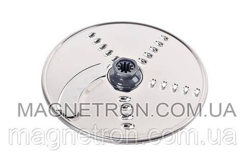 Диск для тонкой нарезки / мелкой терки для кухонных комбайнов Kenwood KW715020