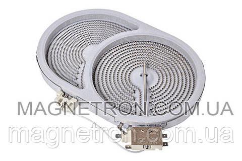 Конфорка для стеклокерамических поверхностей Beko D=165mm 1500/2400W 162260005