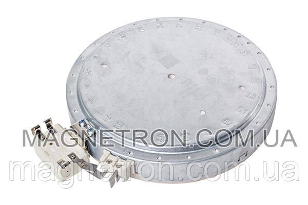 Конфорка для стеклокерам. поверхности Indesit 1400W, фото 2