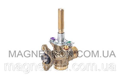 Газовый кран средней горелки для варочной панели Beko 131261027