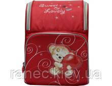Ранець-короб ортопедичний DKS001, Sweet & Lovely, 32*24*12см, Dr.Kong 972262
