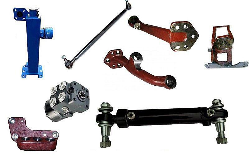 Комплект переоборудования рулевого управления МТЗ-82 на насос дозатор (без гидробака)