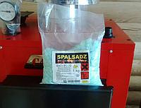 Очистка котла и дымохода средством Спалсадс