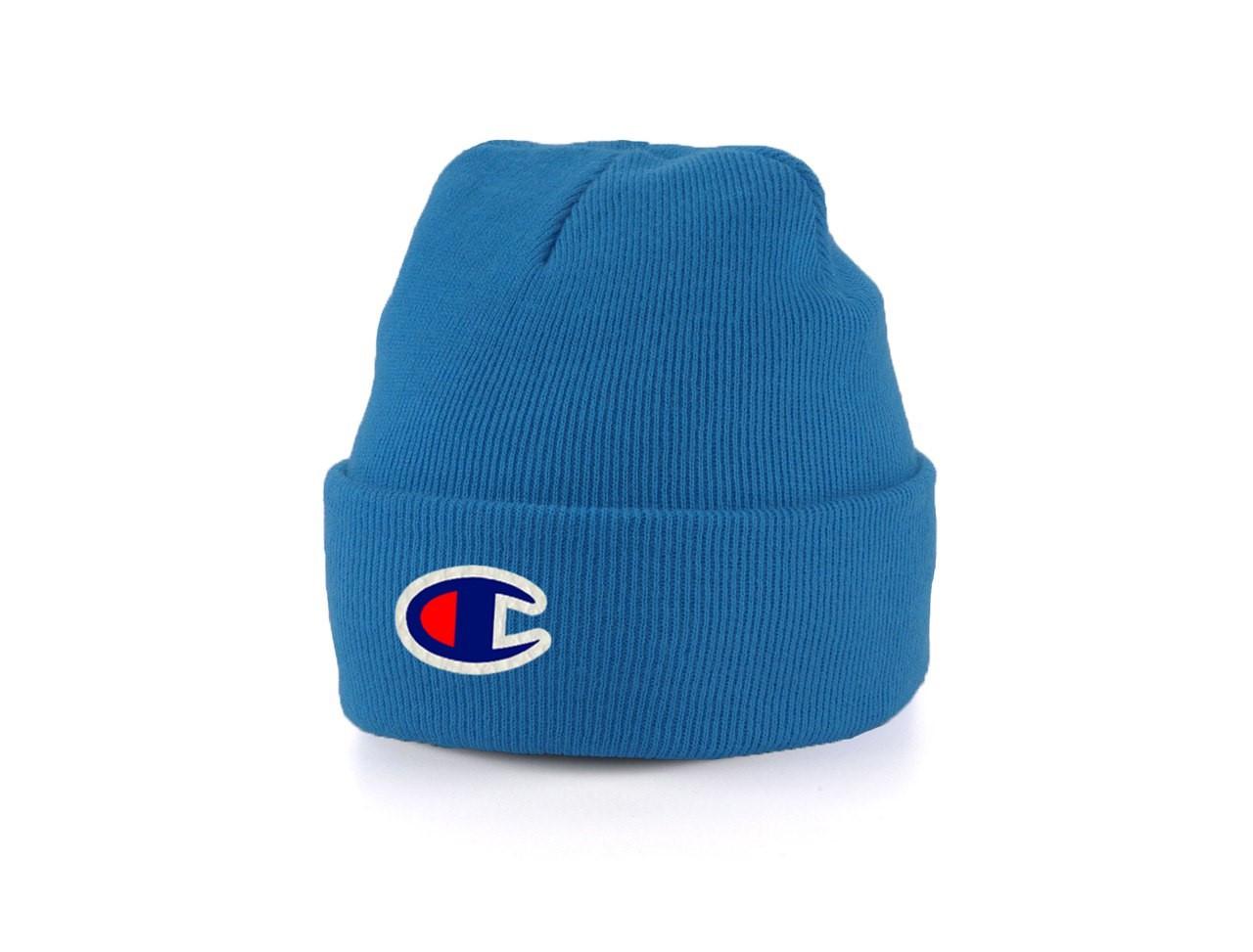 Мужская теплая шапка Champion универсальный размер