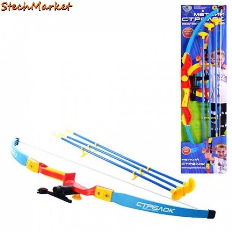 Детский лук Меткий стрелок Limo Toy M 0006